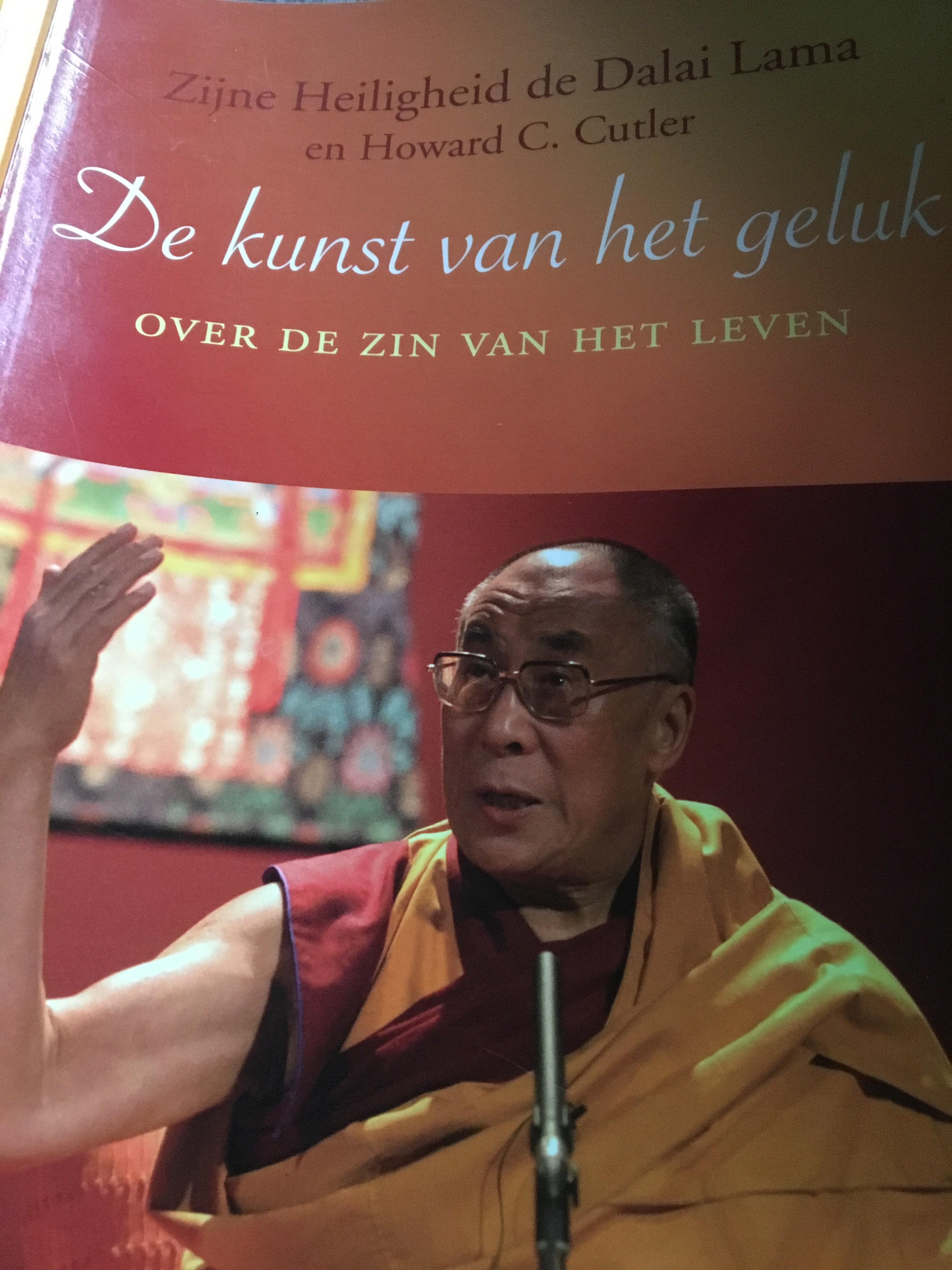 De kunst van het geluk – Dalai Lama